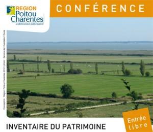 Conférence Inventaire du Patrimoine 2012 à Mortagne
