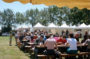 Salon des Vignerons Bio de l'Estuaire