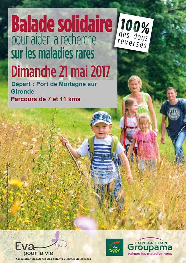 Balade solidaire en Charente-Maritime