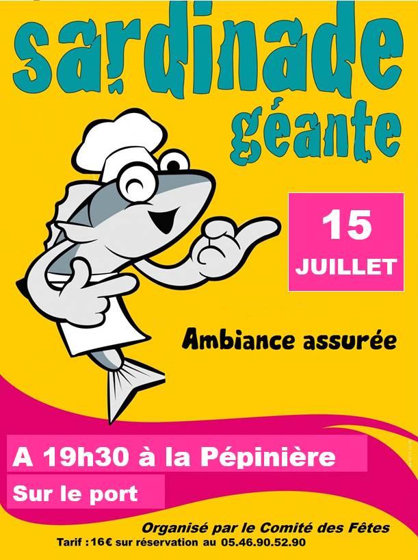 Sardinade Géante 2017