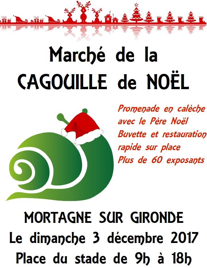 Marché de la Cagouille de Noël 2017