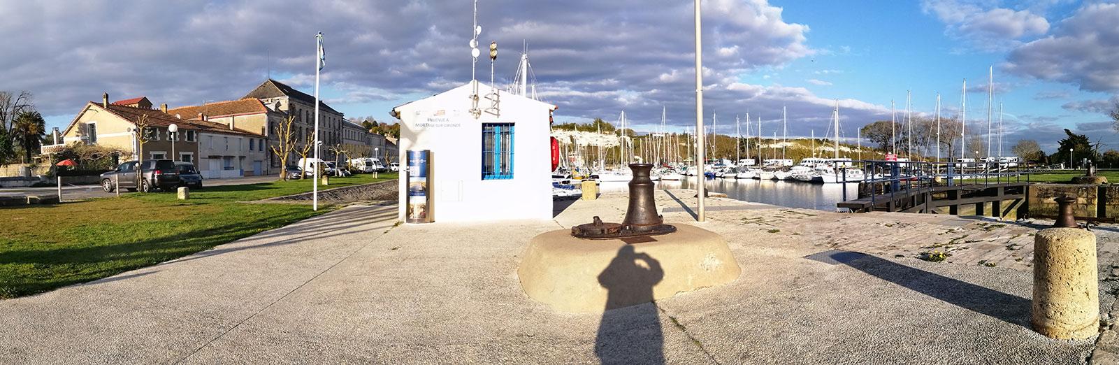 Vivre à Mortagne sur Gironde
