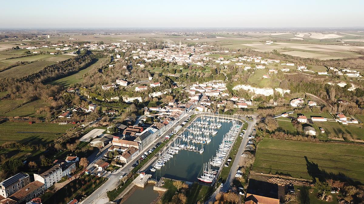 En vacances à Mortagne sur Gironde – office de tourisme